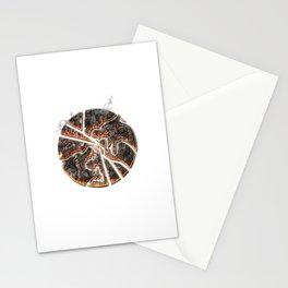 Magma Emblem on white Stationery Cards
