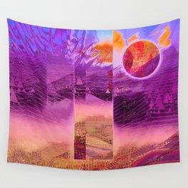 solar portal Wall Tapestry