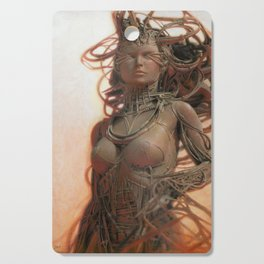 Gynoid IV Cutting Board