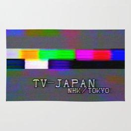 TV JAPAN Rug