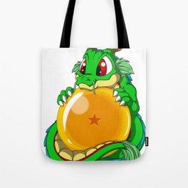 Baby dragon dragon ball Tote Bag