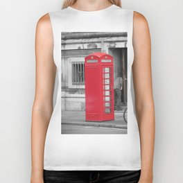 London Calling Biker Tank