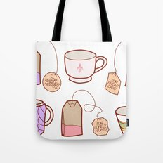 idealist tea Tote Bag