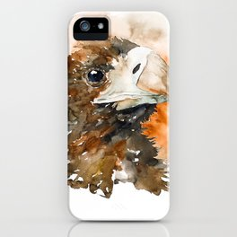 BIRD#5 iPhone Case