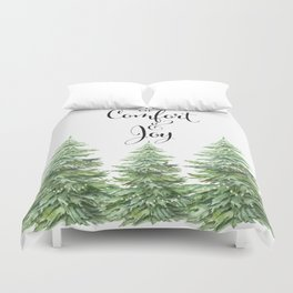 Comfort and Joy Duvet Cover