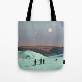 The Missing Three Tote Bag
