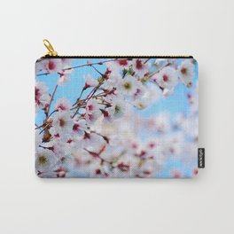 Arboretum Blossoms Carry-All Pouch