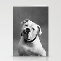 allyson johnson Stationery Cards featuring Johnson by Nicole Mlakar