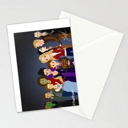 Once Family!  Stationery Cards