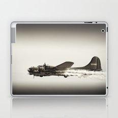 B-17 Flying Fortress, Sally B Laptop & iPad Skin