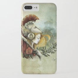 Athena iPhone Case