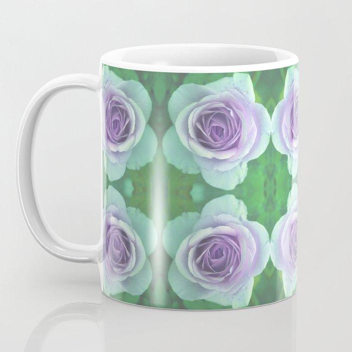 bed of roses: underwater rose quartet Coffee Mug