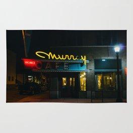 Murray Cafe - Livingston, MT Rug