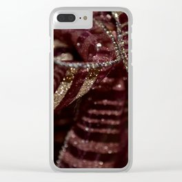 Wired Ribbon Clear iPhone Case