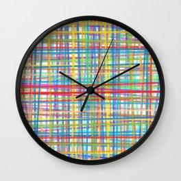 LinePlay Wall Clock