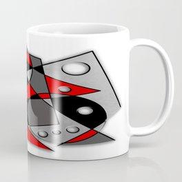 Abstract #282 Coffee Mug