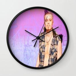 Richard Reckless Wall Clock