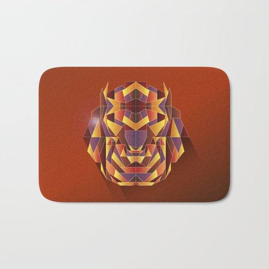 Tiger Mask Bath Mat