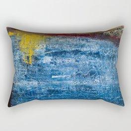 Homage to a ruler - Ocean Rectangular Pillow