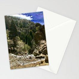 Adam's Canyon-Utah Stationery Cards