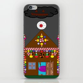 Another Non-Divine Bereavement iPhone Skin
