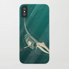 Underwater. iPhone X Slim Case