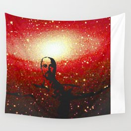 Life's too short to be pissed off all the time Wall Tapestry