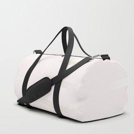 Ivory on Blush Duffle Bag