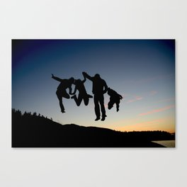 Seize the Summer Canvas Print