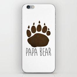 Papa Bear iPhone Skin