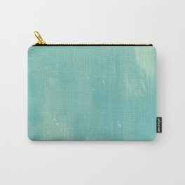 Pastel Waters Carry-All Pouch
