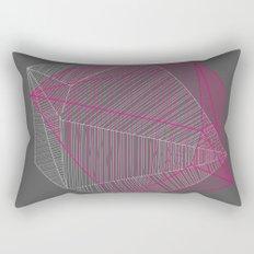 Shapes N Stripes Rectangular Pillow