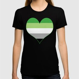 Aromantic Heart T-shirt