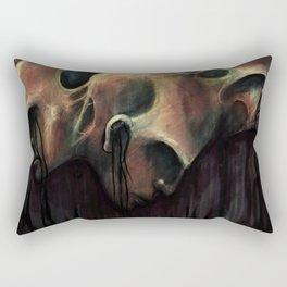 See Evil, Hear Evil, Speak Evil Rectangular Pillow