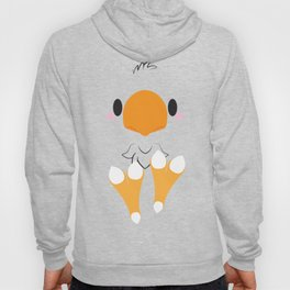 Yellow Chocobo Block Hoody