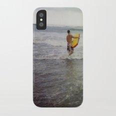 Costa Rica Polaroid #35 iPhone X Slim Case