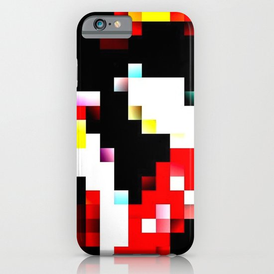 pixel iPhone & iPod Case