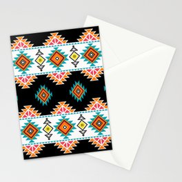 Ethnic IIII Stationery Cards
