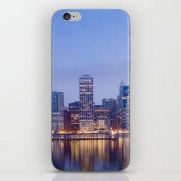 NYC Before Dawn iPhone Skin