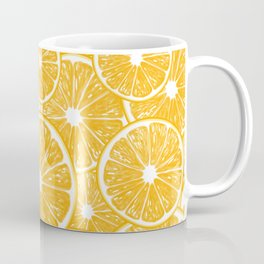 Orange slices pattern design Coffee Mug