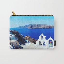 Oia Santorini Carry-All Pouch