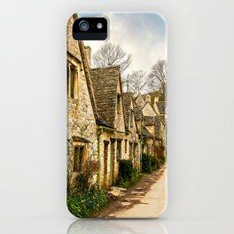 Beautiful Bibury iPhone Case