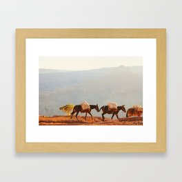 Gran Canyon 1 Framed Art Print