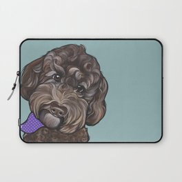 Maddie the Doodle Laptop Sleeve