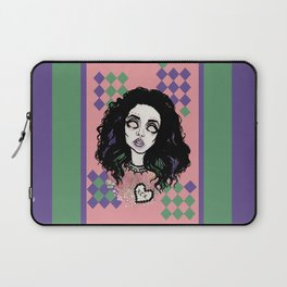 Nuclear Lover -Charli XCX Laptop Sleeve