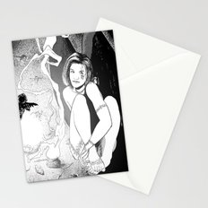 B & W No.7 Stationery Cards