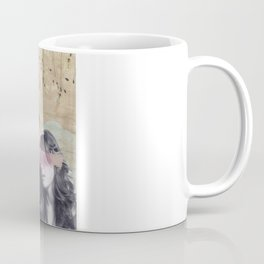 Feminine Collage IV Coffee Mug