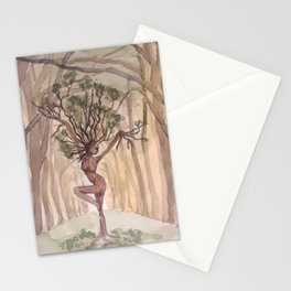 Elemental Earth Stationery Cards
