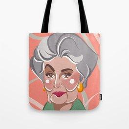 Golden Girls - Dorothy Zbornak Tote Bag