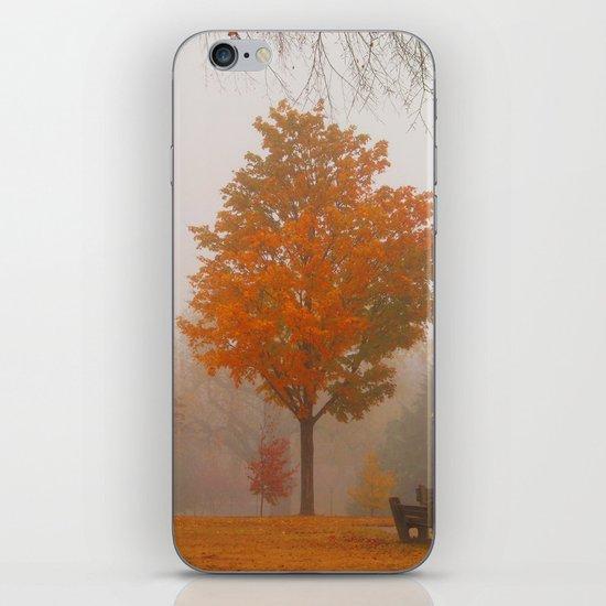October Fog iPhone & iPod Skin